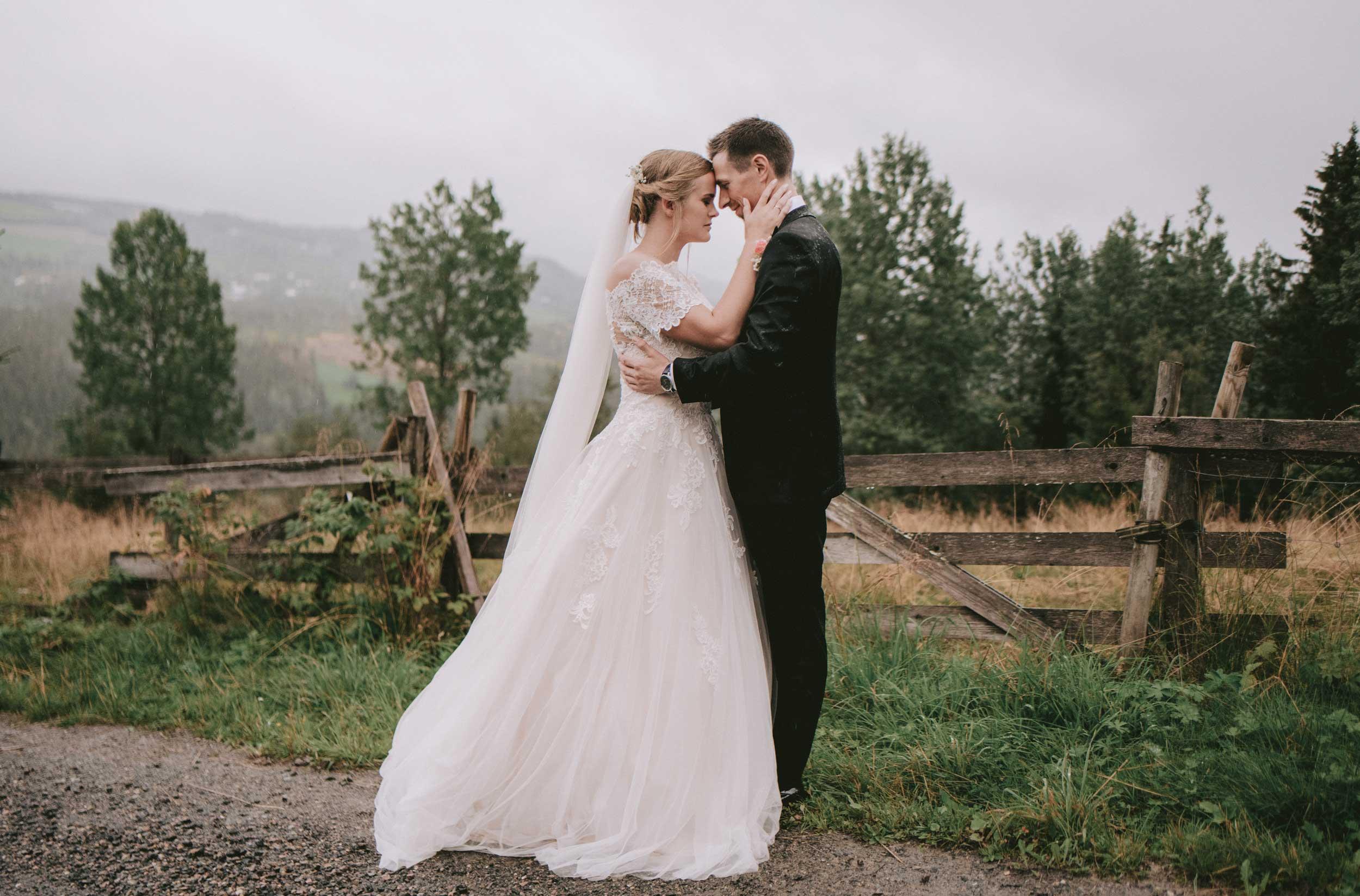 bryllupsfotograf + ecfoto +walo cortes + oslo + bryllup-i-skogen